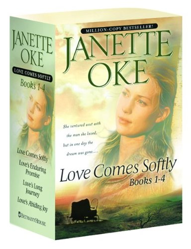 9780764290954: Love Comes Softly: Love Comes Softly, Love's Enduring Promise, Love's Long Journey, Love's Abiding Joy