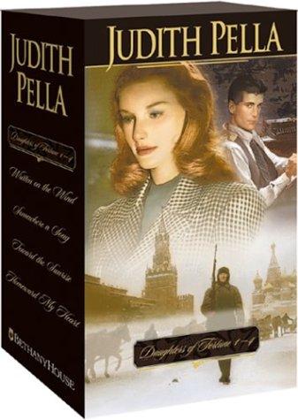 Daughters of Fortune Pack, vols. 1 - 4 (Daughters of Fortune): Pella, Judith