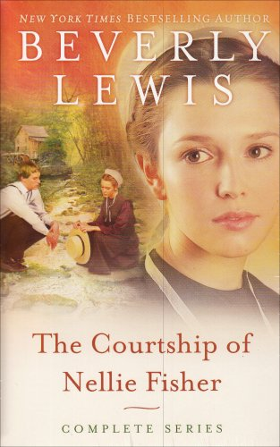 9780764292859: The Courtship of Nellie Fisher Boxed Set, Volumes 1-3. The Parting/The Forbidden/The Longing