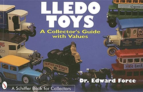 9780764300134: Lledo Toys: A Collector's Guide with Values (Schiffer Book for Collectors)