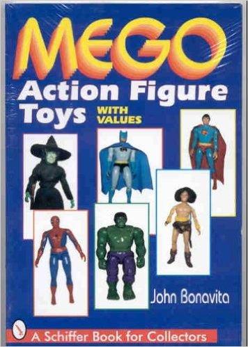 9780764300257: Mego Action Figure Toys: With Values