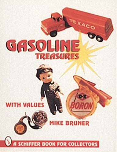 9780764300509: Gasoline Treasures (Schiffer Book for Woodcarvers)
