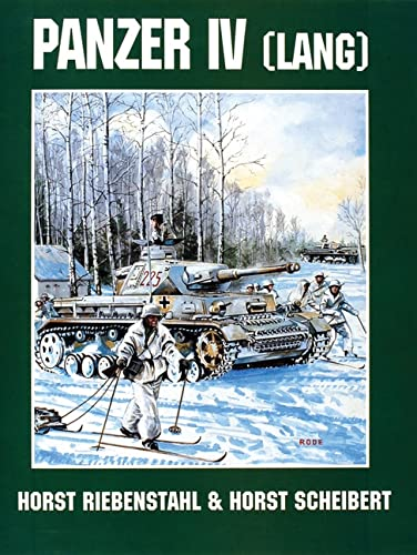 9780764300943: Kampfpanzer IV (Lang) in Combat (Schiffer Military/Aviation History)