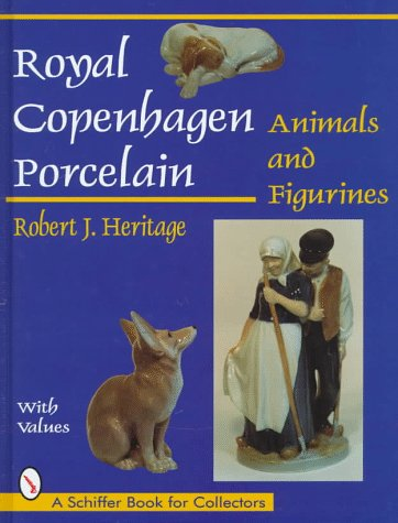 ROYAL COPENHAGEN PORCELAIN: Animals and Figurines.