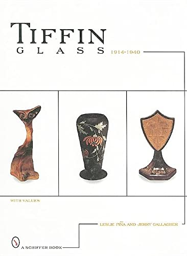 Tiffin Glass 1914-1940