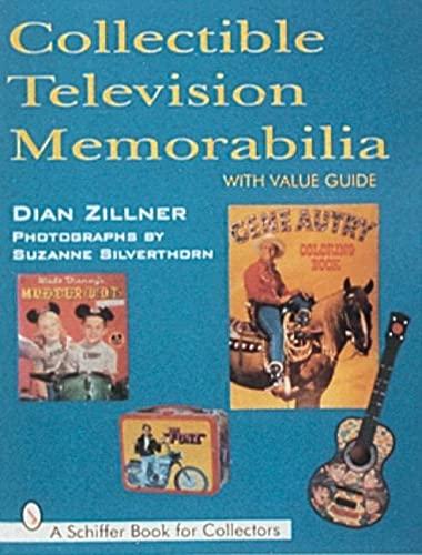 Collectible Television Memorabilia: Zillner, Dian