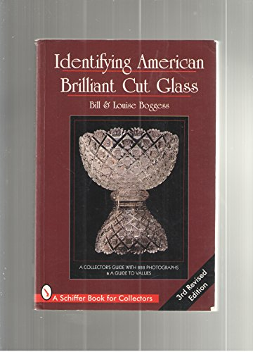 Identifying American Brilliant Cut Glass AbeBooks Impressive Cut Glass Patterns Identification