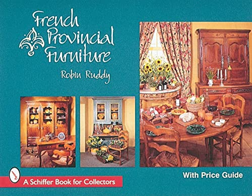 French Provincial Furniture: Ruddy
