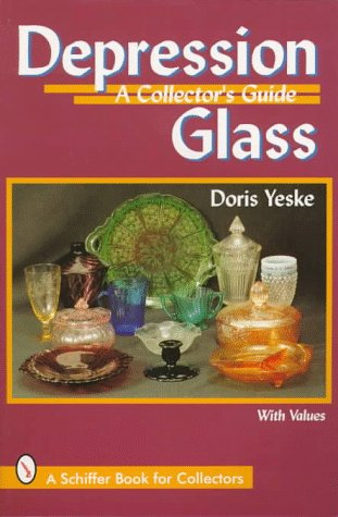9780764302107: Depression Glass: A Collector's Guide (Schiffer Book for Collectors)
