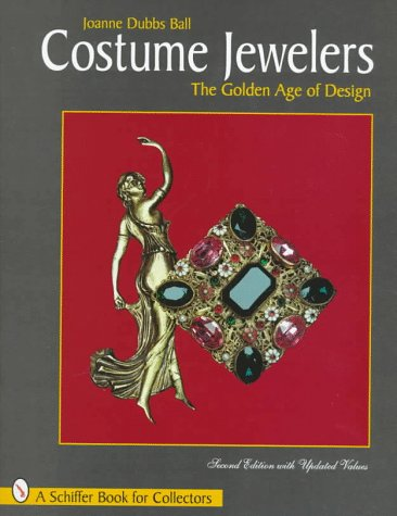 9780764302121: Costume Jewelers: The Golden Age of Design