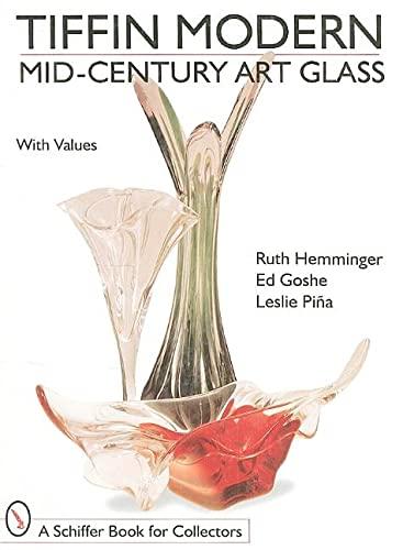 Tiffin Modern Mid-Century Art Glass: Hemminger