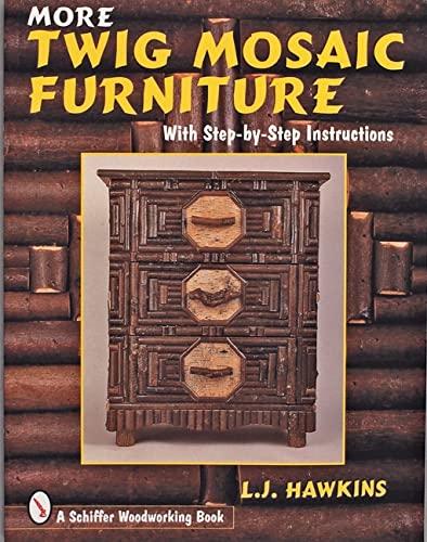 9780764304996: More Twig Mosaic Furniture