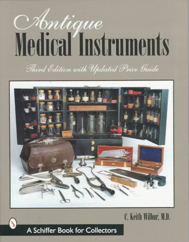 9780764305504: Antique Medical Instruments