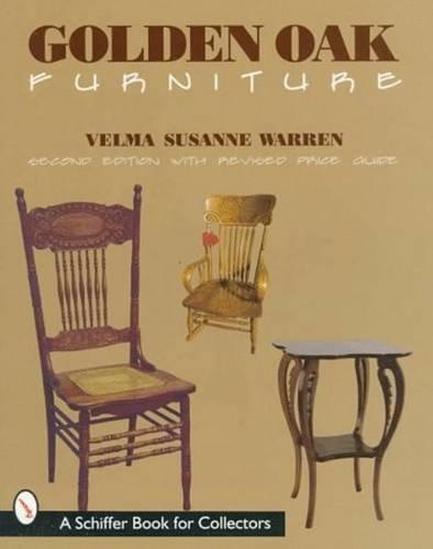9780764305511: Golden Oak Furniture