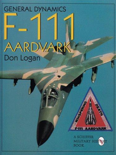 9780764305870: General Dynamics F-111 Aardvark