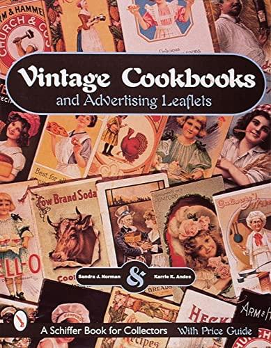9780764306211: Vintage Cookbooks and Advertising Leaflets