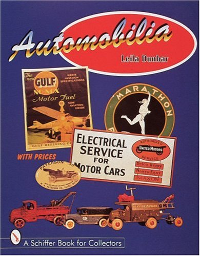 9780764306242: Automobilia (A Schiffer Book for Collectors)