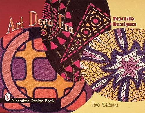 9780764306501: Art Deco Textile Designs (Schiffer Design Books)