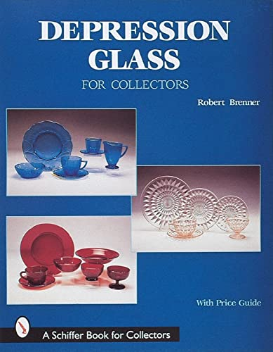 9780764306709: Depression Glass for Collectors