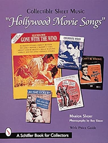 9780764306983: Collectible Sheet Music:: Hollywood Movie Songs