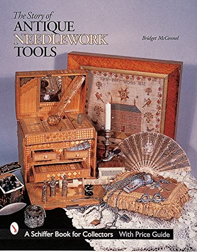 The Story of Antique Needlework Tools: McConnel, Bridget