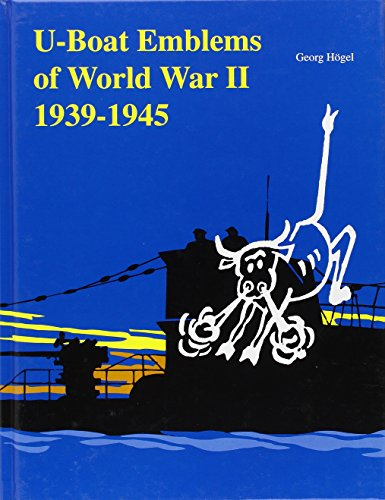 9780764307249: U-Boat Emblems of World War II