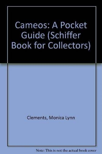 9780764307379: Cameos: A Pocket Guide With Values (A Schiffer Book for Collectors)