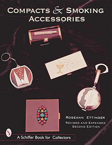 Compacts and Smoking Accessories: Ettinger