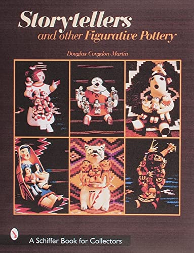 9780764308055: Storytellers and Other Figurative Pottery