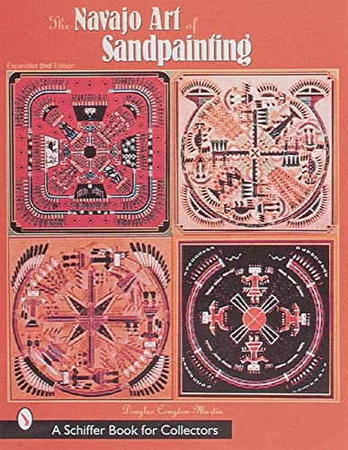 9780764308109: The Navajo Art of Sandpainting