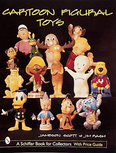 9780764308321: Cartoon Figural Toys (Schiffer Book for Collectors)