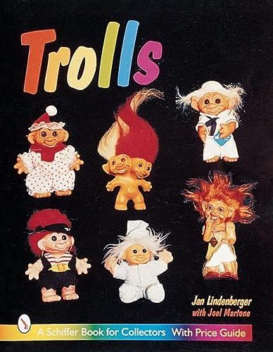 9780764308635: Trolls (Schiffer Military History)