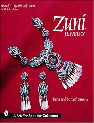 9780764308758: Zuni Jewelry