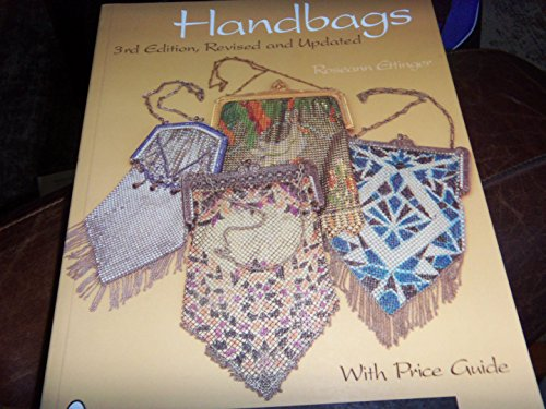 9780764308789: Handbags (Schiffer Reference Book for Collectors)