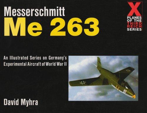 9780764309090: Messerschmitt Me 263