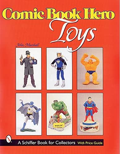 Comic Book Hero Toys: Marshall