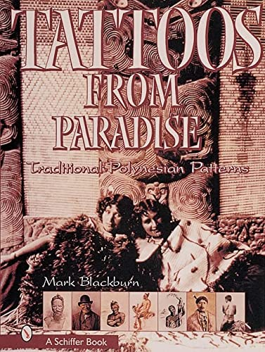 9780764309410: Tattoos from Paradise: Traditional Polynesian Patterns