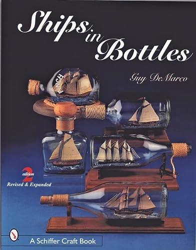 9780764309991: Ships in Bottles (Schiffer Craft Book)