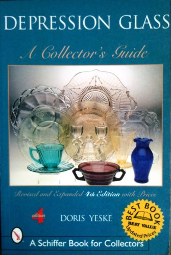 9780764310850: Depression Glass: A Collector's Guide (A Schiffer Book for Collectors)