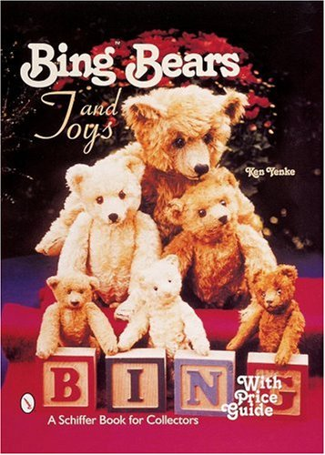 9780764311154: Bing Bears and Toys