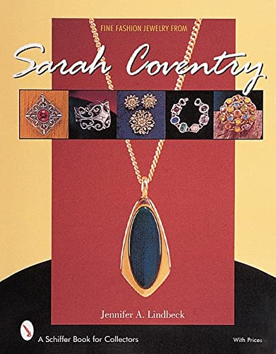 9780764311420: Fine Fashion Jewelry from Sarah Coventry (Schiffer Book for Collectors)