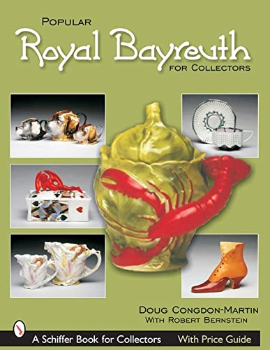 9780764311529: Popular Royal Bayreuth for Collectors