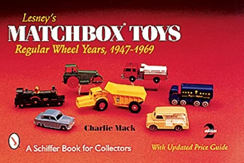 9780764311932: Lesney's Matchbox*r Toys: Regular Wheel Years, 1947-1969