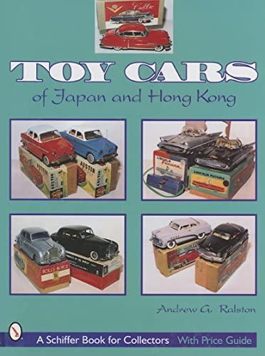 9780764311963: Toy Cars of Japan and Hong Kong