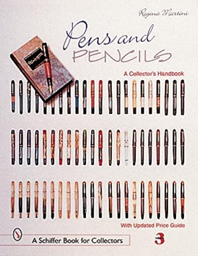 9780764312144: Pens & Pencils (A Schiffer Book for Collectors)