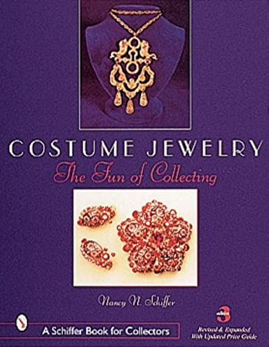 9780764312168: Costume Jewelry: The Fun of Collecting
