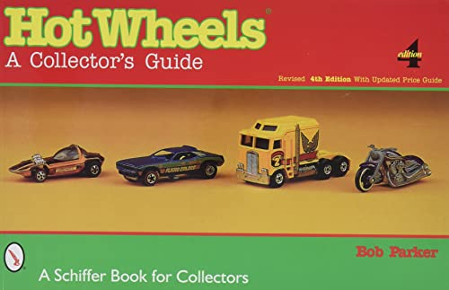 9780764312175: Hot Wheels: A Collector's Guide