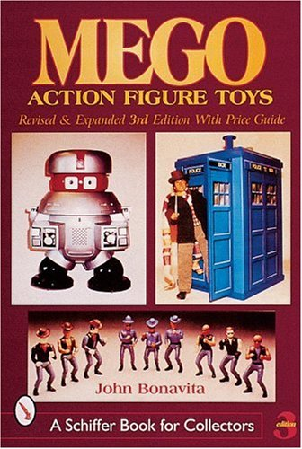 9780764312649: Mego Action Figures Toys