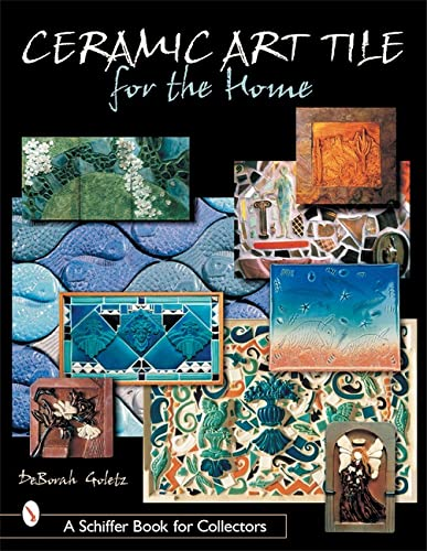 CERAMIC ART TILE FOR THE HOME
