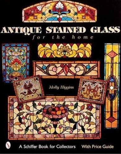 9780764313110: Antique Stained Glass Windows for the Home